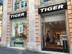 Flying Tiger Ancona Marche