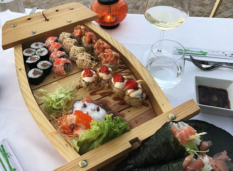 Sushi & ristroante KIRO KIRO