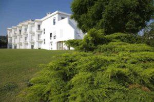 Hotel riviera del Conero Portonovo