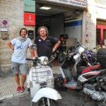 Officina vespa moto Ancona