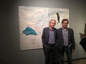 Carlo Cecchi mostra Discendenza 2017