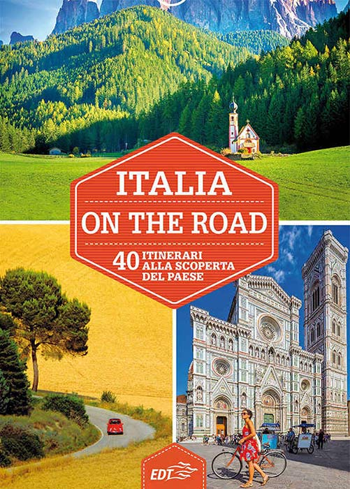 Libro Italia on the road