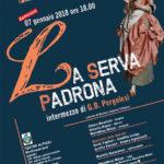 """In scena l'opera buffa: """"La serva padrona"""" al teatro Alfieri"""""""