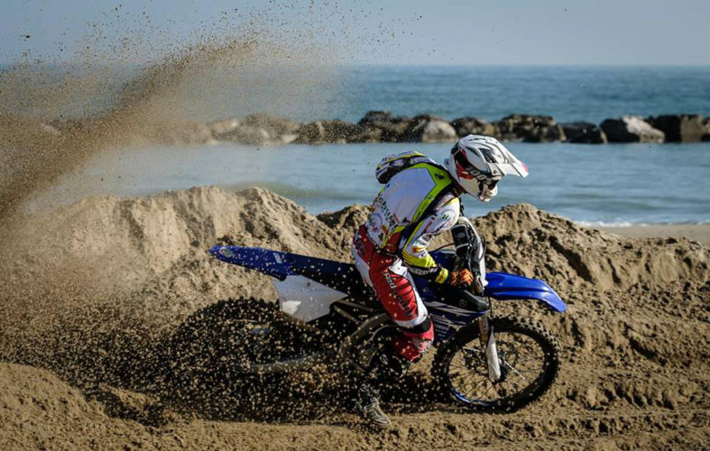 Motocross on the beach Civitanova Marche