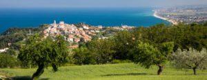 Sirolo Marche Italy