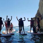 sup windsurf corsi riviera del Conero