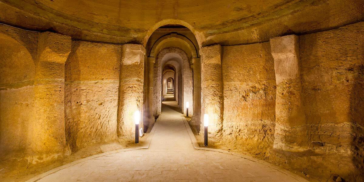 grotte di Camerano Conero