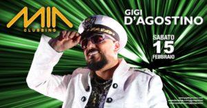 DJ Gigi D'Agostino Ancona