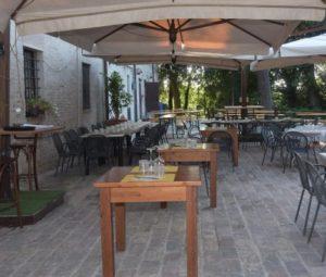 Villa Nappi Ristorante - Polverigi