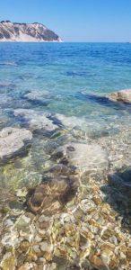 Portonovo spiaggia no coronavirus